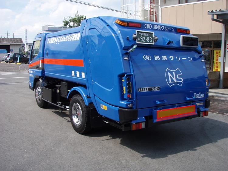 一般廃棄物収集運搬業